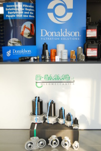 Prodotti BSB Donaldson e Olio Idraulico ROLOIL